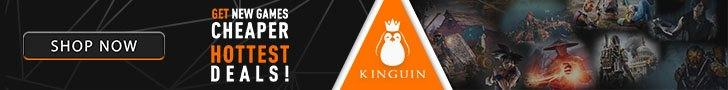 Kinguin - Love the Game