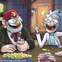 Rick and Morty/Gravity Falls Rp